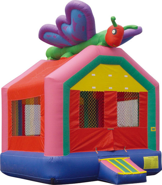 Bounce House - Butterfly